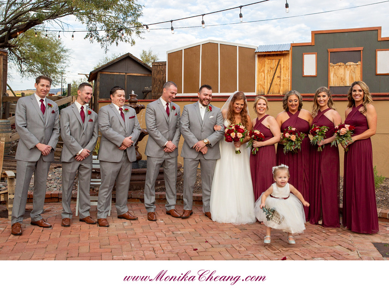 Cave Creek Wedding