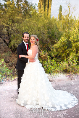 Cave Creek Chapel wedding photogrpaher